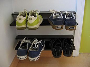 plans for wood shoe rack