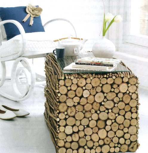 make twig furniture