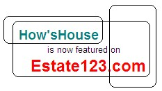 Estate123.com now features How'sHouse